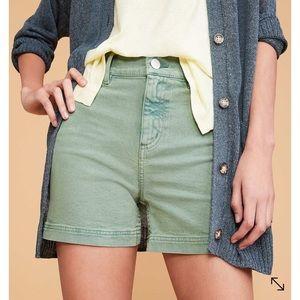 NWT Lou & Grey High Waist Shorts